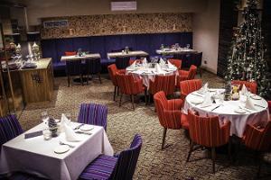 Das Restaurant Kubija