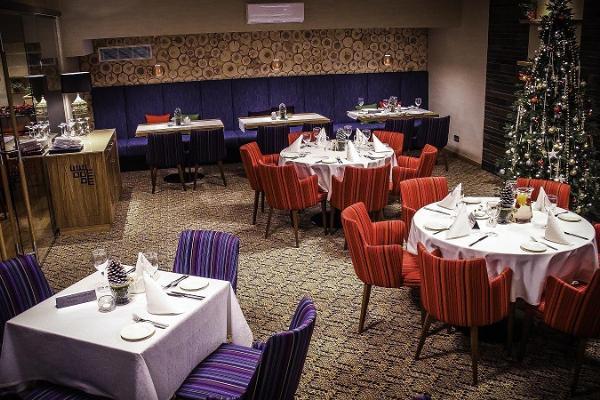 Kubija hotell-loodusspaa restoran