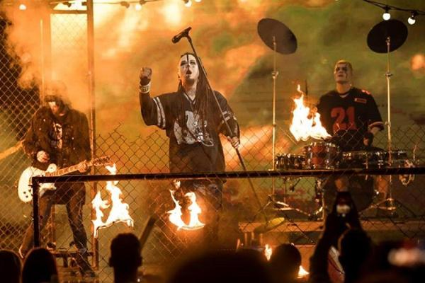 "Mūzikas festivāls ""Punk & Rock"""