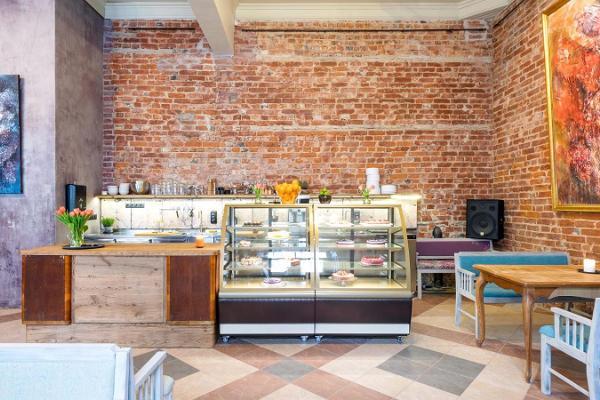 Veganes Café und Galerie Toormoor