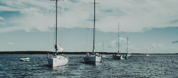 Estland som båtdestination