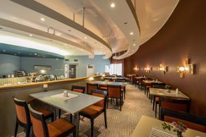 Restaurant of Hotel Saaremaa