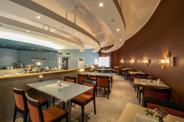 Hotelli Saaremaan ravintola