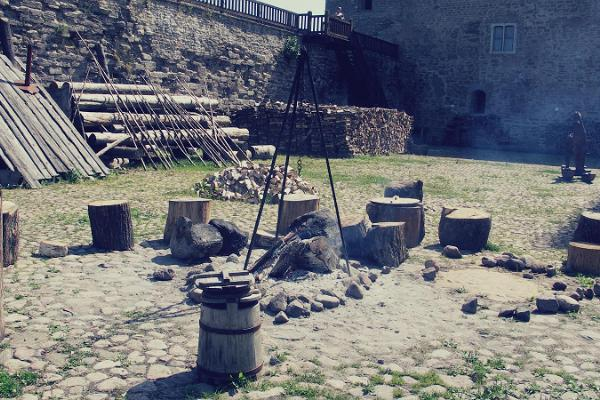 Дни водской культуры в Нарвском замке