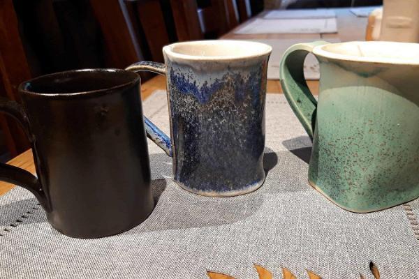 Keramikworkshops i Tagametsa kreativa hus