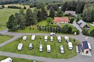 Solar Caravan Park - husvagnspark på solkraft