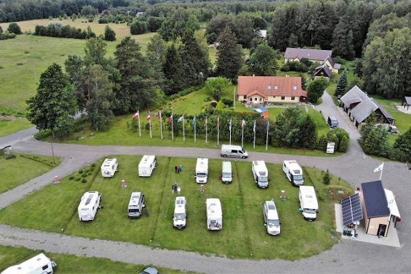 Solar Caravan Park – a solar powered caravan park