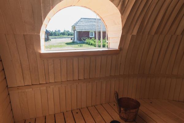 Pärnamõisa accommodation in Kihnu