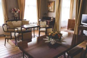 Seminar rooms at Villa Margaretha