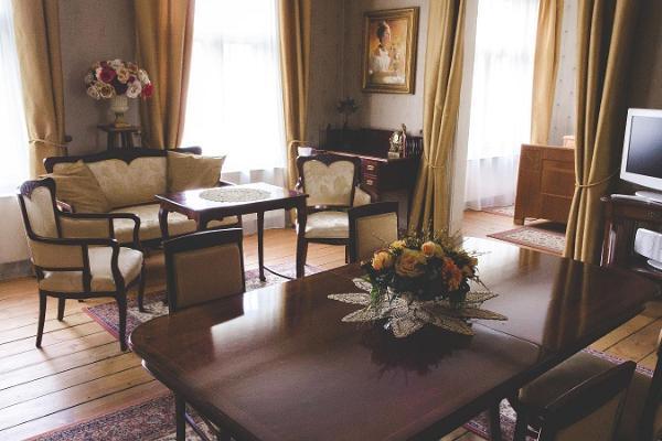 Seminarräume in der Villa Margaretha
