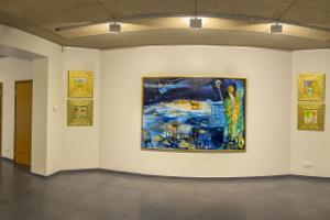 Зал для проведения семинаров и концертов Элваского культурного центра