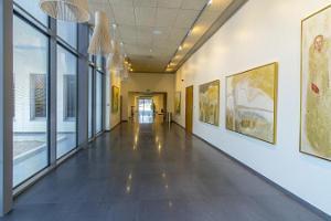 Seminar- und Konzertsaal des Kulturzentrums Elva