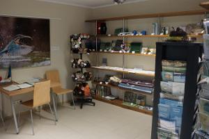 RMK:s Kiidjärve besökscentrum