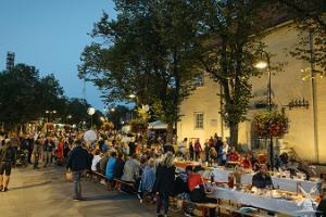 Gastronomiefestival auf der Insel Saaremaa