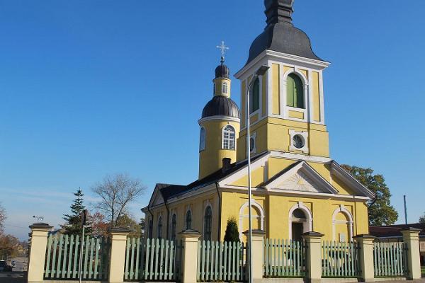 Church of St Catherine in Võru