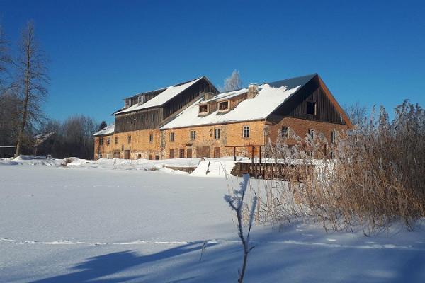 Mühlenmuseum von Hellenurme