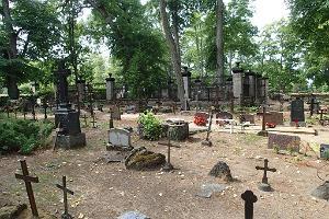 Ilumē kapela un kapsēta