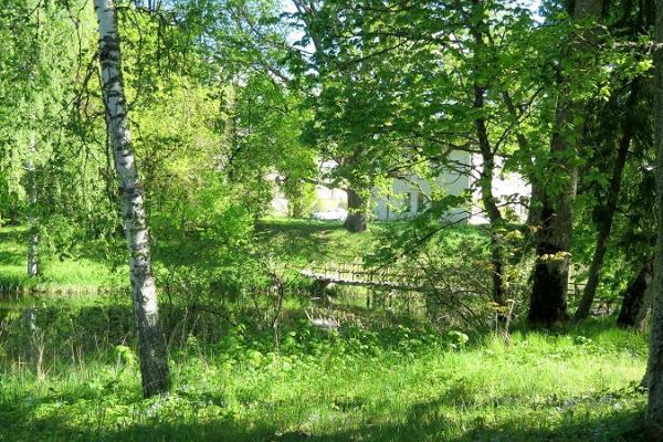 Vana-Antsla Manor Complex and Park