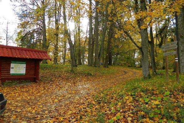 Kavadi sjö, park och Häälimägi