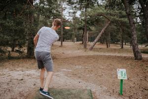 Диск-гольф Laulasmaa Discgolf