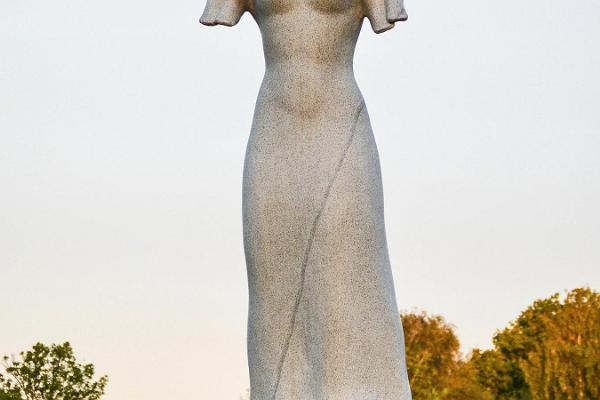 Monumentet Eesti Ema (Estniska Modern)