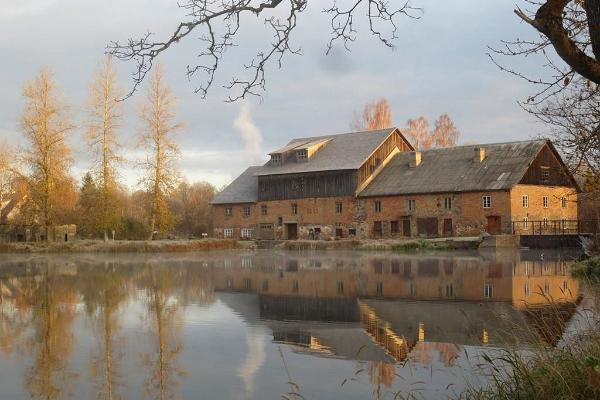 Hellenurme Watermill programme 'From water to bread or making flour in a mill and bread in a bakery'