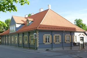 Home of Theatre of Tartu Toy Museum