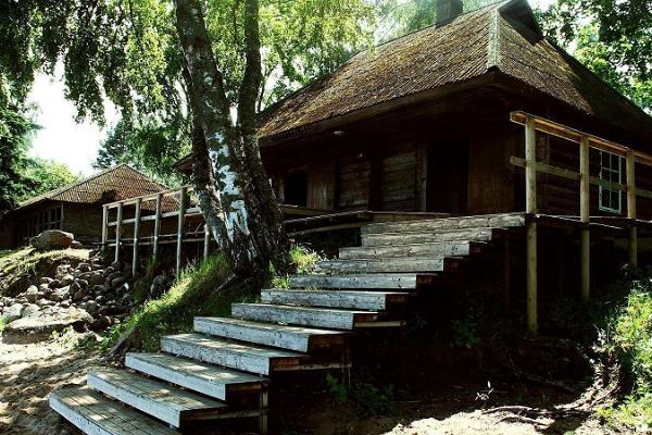 Ranna Recreation Centre, sauna house