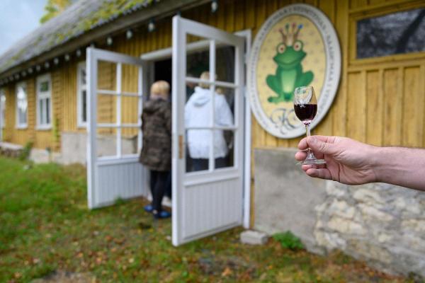 Saaremaa I veinitehase õpitoad