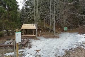 Wanderweg der Staatlichen Forstverwaltung Kiidjärve-Taevaskoja-Kiidjärve