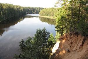 Туристическая тропа Кийдъярве-Таэваскоя-Кийдъярве Центра управления государственными лесами