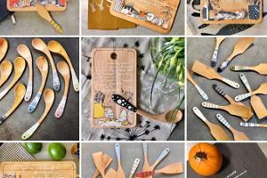 Vaas&Vaas — деревянные предметы интерьера и подарки