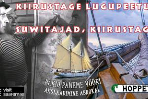 Lomailijoiden purjealusmatkat Abrukan saarelle
