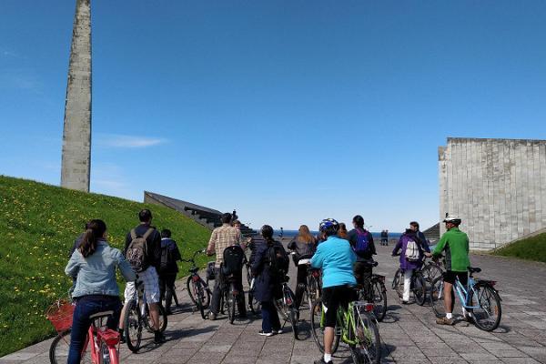 """Cykeltur """"Välkommen till Tallinn"""""""