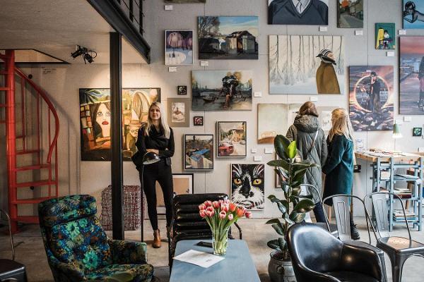 tARTu shop, charming and creative