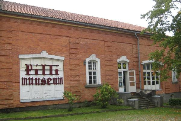 Musical Instruments Museum from the outside