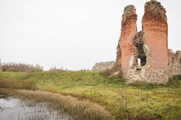 Burgruine von Laiuse