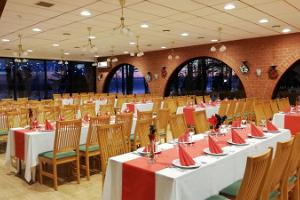 Restaurant der Villa Andropoff