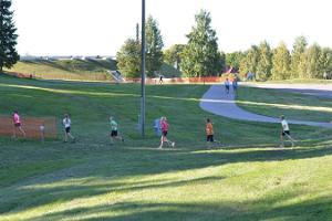 Tehvandi jooksu- ja kepikõnnirada