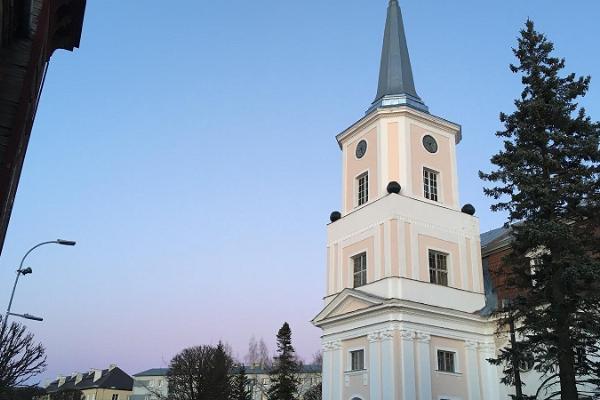 Jaanikirche in Valga