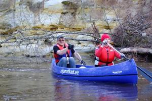 Palu laika piedzīvojumi uz Pētri upes