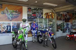 Adrenalin Arena - Motocross Hall in Sõmerpalu