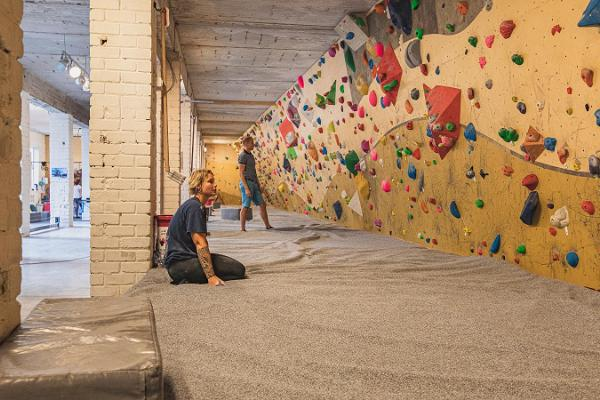 Ministry of Climbing