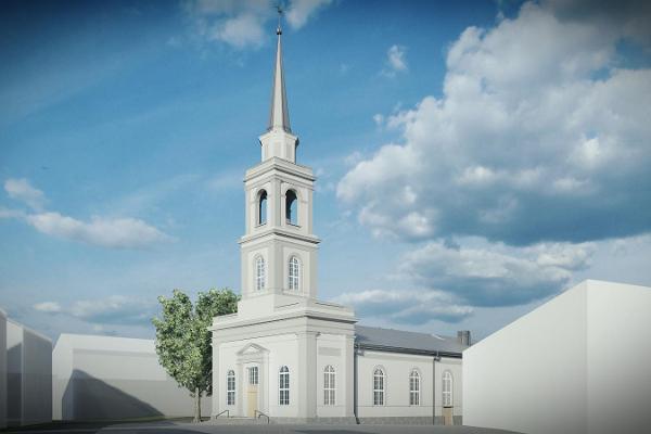 Tarton Marian kirkko