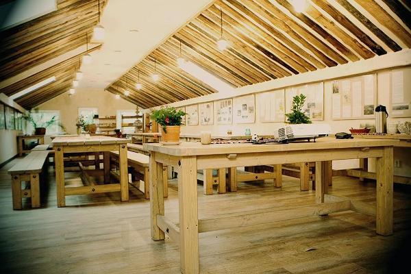 Seminar room at Nopri Farm