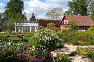 Mikko Gårds trädgård