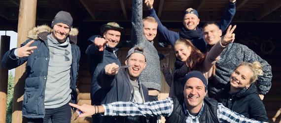 Viinerid Saulepis, Visit Estonia, Puhka Eestis