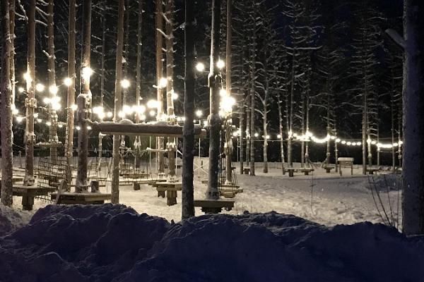 Kõrvemaa Low Altitude Adventure Park