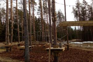 Kervemā zemais piedzīvojumu parks