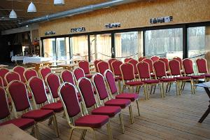 Setomaa Turismitalo seminariruumid
